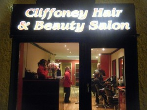 cliffony hair salon