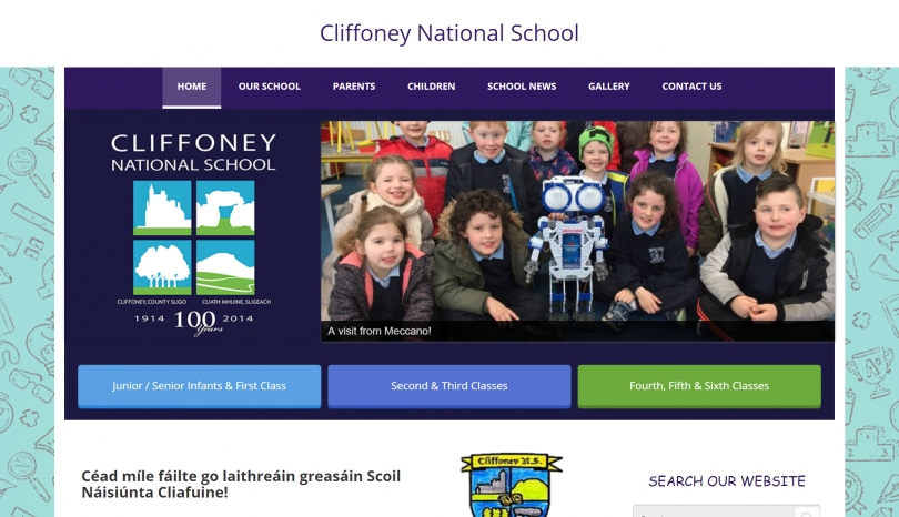 Cliffoney National School